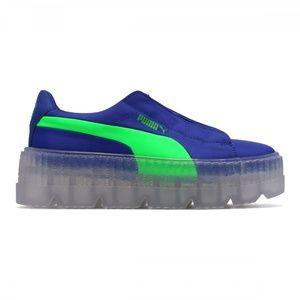eb3d18ded72 Puma Shoes - Puma x Fenty Cleated Creeper Surf